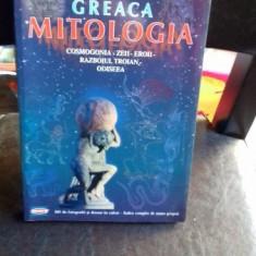 GREACA MITOLOGIA. - Carte mitologie