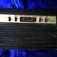 Consola Rambo. Video Computer Console. Joc pe televizor vechi. Clona ATARI 2000