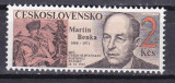 Cehoslovacia 1991  pictura  Martin Benka  MI 3108     MNH  w47, Nestampilat