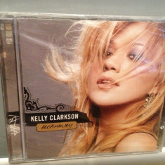 KELLY CLARKSON - BREAKWAY (2005/SONY MUSIC REC) - CD ORIGINAL/Sigilat/Nou - Muzica Pop
