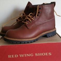 Red Wing Ice Cutter 2931 - Ghete barbati, Marime: 43.5, Culoare: Maro