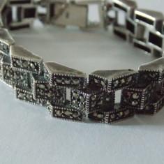 Bratara argint cu marcasite -2525