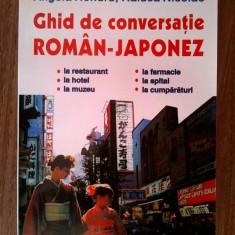A. Hondru, R. Nicolae - Ghid de conversatie roman-japonez