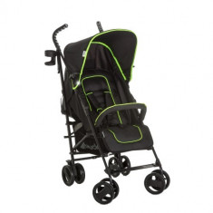Carucior Speed Plus S Caviar Neon Yellow - Carucior copii 2 in 1 Hauck