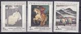 Cehoslovacia 1988 pictura  MI 2979-2981   MNH  w47, Nestampilat