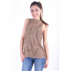 Bluza Vascoza Fara Maneci Vero Moda Ninny Maro