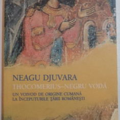 THOCOMERIUS-NEGRU VODA de NEAGU DJUVARA, 2007 - Istorie