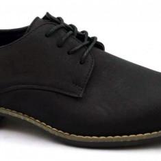 Pantofi barbatesti negri Sensations, Marime: 41