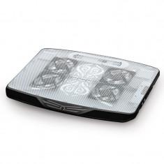 Suport pentru laptop cu 4 ventilatoare - Suport laptop