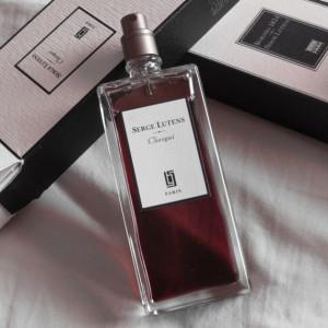 Parfum Original Serge Lutens -Chergui + CADOU