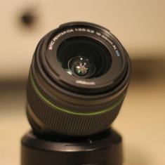 Obiectiv DSLR PENTAX DA 18-55mm F3.5-5.6 AL WR