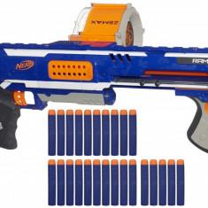 Pistol Nerf N-Strike Rampage Hasbro - Pistol de jucarie