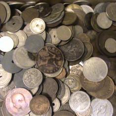 1 kg de monede din perioada 1850-1957, Europa