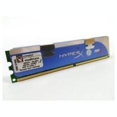 Memorie Desktop Kingston HiperX 2Gb DDR2 800MHz, MODEL khx6400d2llk2/2gn - Memorie RAM Kingston, 1066 mhz