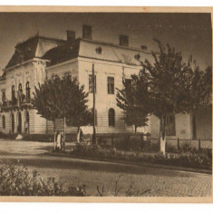 CPI (B9670) CARTE POSTALA - FALTICENI. SFATUL POPULAR ORASENESC, RPR - Carte Postala Muntenia dupa 1918, Circulata, Fotografie