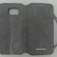 Husa carte Christian Lacroix-Samsung Galaxy S6 - Husa Telefon Accessorize, Negru