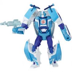 Robot Transformers Warriors Blurr - Figurina Povesti Hasbro