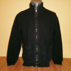 Jacheta barbati Zara Man, mar L, in stare buna!, Marime: L, Culoare: Negru