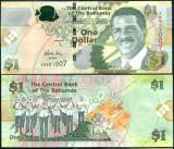INSULELE BAHAMAS- 1 DOLLAR 2015- UNC!!
