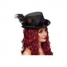 Palarie Steampunk Cu Ochelari - Carnaval24