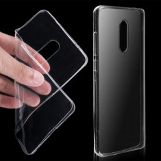 Husa XIAOMI REDMI NOTE 4 4X silicon subtire clear - Husa Telefon, Negru