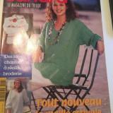 SANDRA Le Magazine du Tricot /VERENA - Tricotaje pentru adulti si copii