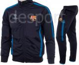 Trening gros pentru iarna FC BARCELONA - Bluza si pantaloni conici - 1249, L, M, S
