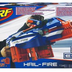 Pistol Nerf N-Strike Hail Fire Hasbro - Pistol de jucarie