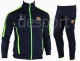 Trening gros pentru iarna FC BARCELONA - Bluza si pantaloni conici - 1250, L, M, S, XL, XXL