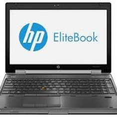 Laptop grafica / gaming Workstation HP ELITEBOOK 8570W, I7 3520, garantie - Laptop HP, Diagonala ecran: 15, Intel Core i7, 8 Gb, 500 GB, Windows 7