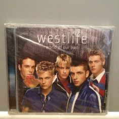 WESTLIFE - WORLD OF OUR OWN (2001/BMG rec) - CD ORIGINAL/Sigilat/Nou - Muzica Pop rca records