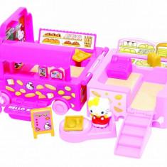 Set Rulota Patiserie Hello Kitty - Aparat Filtrare si Dozator Apa