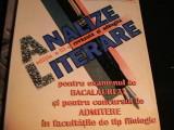 ANALIZE LITERARE-ED- III-A-REVAZ.SI ADAUGITA-D. STOICA-GH. LAZARESCU-