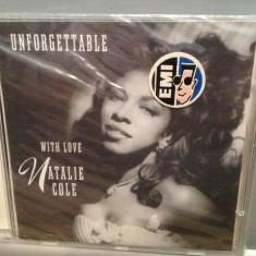 NATALIE COLE - UNFORGETTABLE (1991/WARNER/GERMANY) - CD ORIGINAL/Sigilat/Nou
