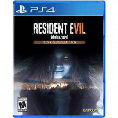 Joc consola Capcom RESIDENT EVIL 7 BIOHAZARD GOLD PS4