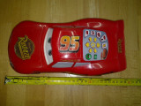 Disney Cars Lightning McQueen masinuta copii cca. 30 cm