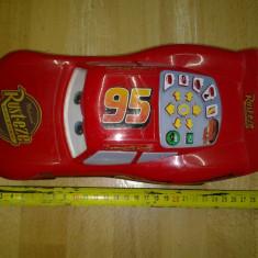 Disney Cars Lightning McQueen masinuta copii cca. 30 cm