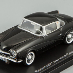 Macheta ROMETSCH LAWRENCE COUPE 1959 - BOS scara 1:43 - Macheta auto