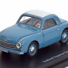 Macheta Gutbrod Superior Coupe 1953 - BOS scara 1:43 - Macheta auto