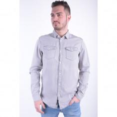 Camasa Jack&Jones Jordesert Shirt Ls Slim Fit Light Grey