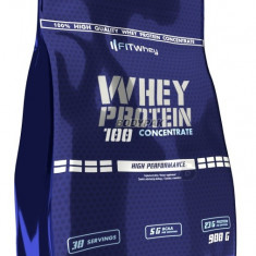 Fit Whey Whey Protein 100 Concentrate 2000gr - Proteina