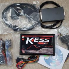 Master Online KESS V2 5.017 SW 2.47 No Token limit , placa rosie full
