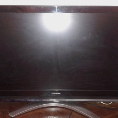 TV LCD TOSHIBA Regza, diagonala 107 cm, calitate germană. VGA, HDMI etc - Televizor LCD Toshiba, Full HD