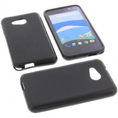 Husa Orange Rise 31 TPU Mata, Alt model telefon Alcatel, Negru, Gel TPU