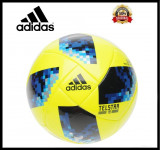 Minge Fotbal Adidas World Cup 2018 Telstar - Originala - Marimea Oficiala 5