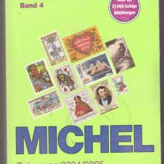 Catalog MICHEL Europa de Est 2004/2005 (incl. Romania)