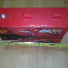 Remorca Mack Disney Pixar Mattel Mega cca. 30 cm