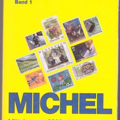 Catalog MICHEL Europa Centrala 2008, folosit