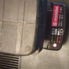 Incarcator acumulatori Metabo 3 pini