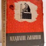 MANUALUL ZIDARULUI - Carti Mecanica